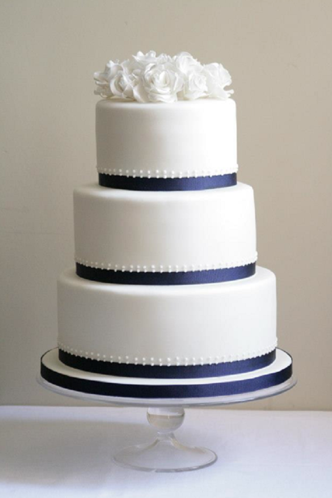 blue and silver wedding cake ideas simple wedding cakes new cake ideas simple 11960