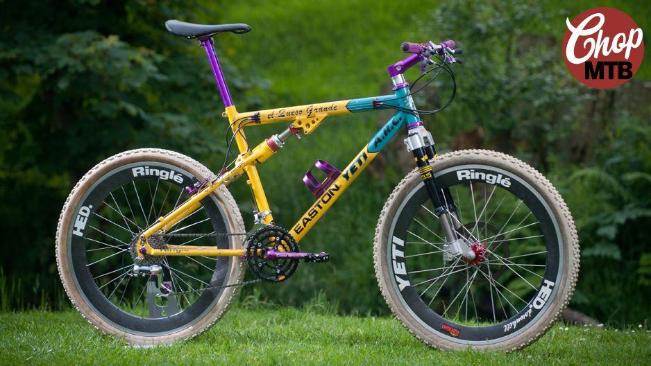 Yeti A R C Yeti Arc Vintage Mountain Bike Retro Bike