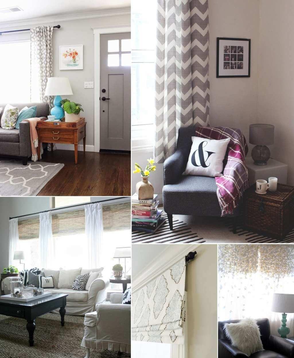 Wunderbare Wohnzimmer Vorhang Ideen Vorhang Wohnzimmer
