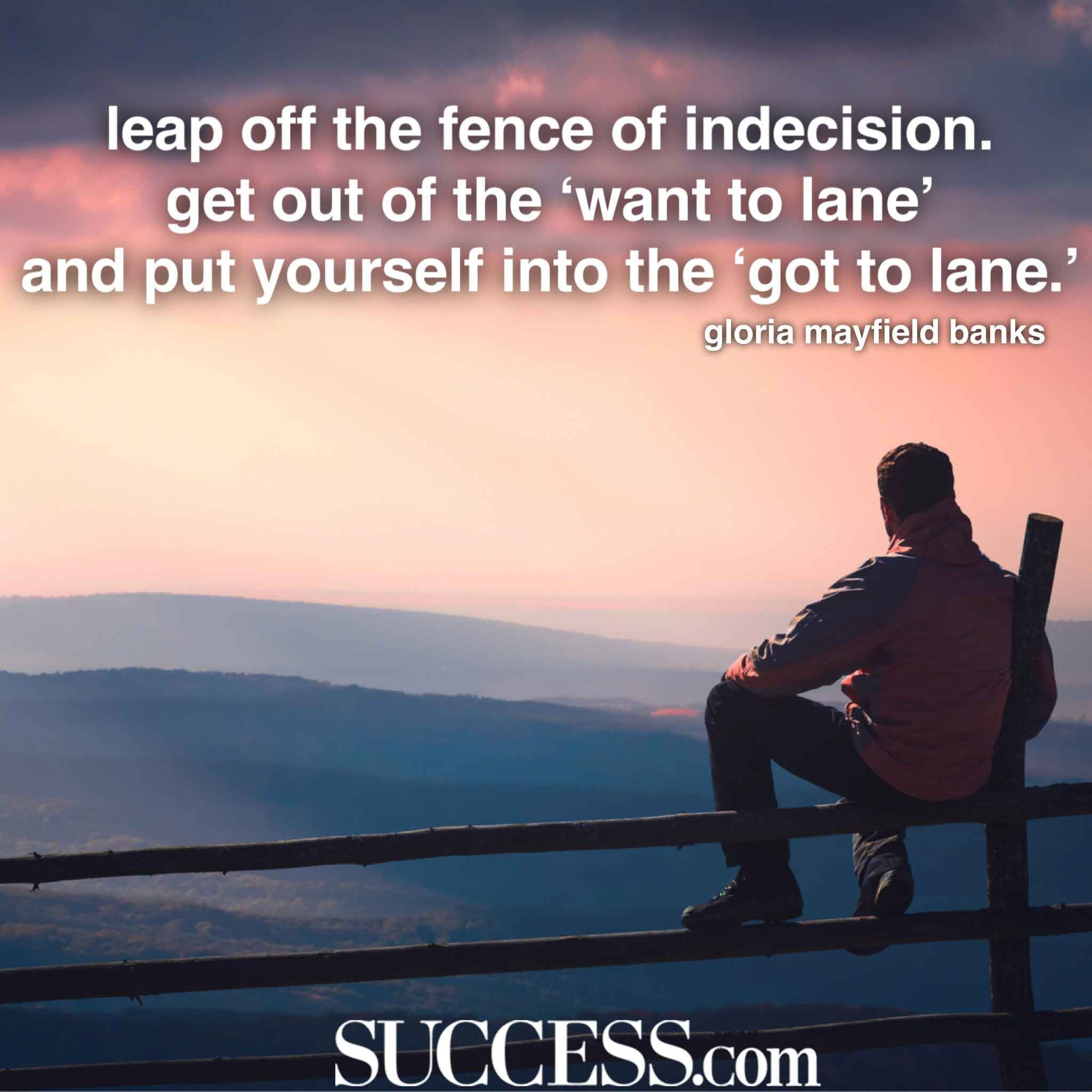 Fence Quotes 12 Motivational Quotes About Improving Yourself  Mary Kay Quotes