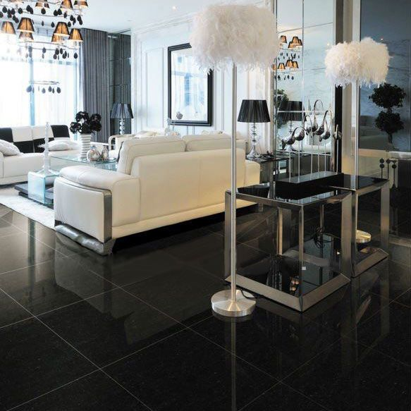 Room · Portia Mottle Black 60x60cm Floor Tile ... Part 47