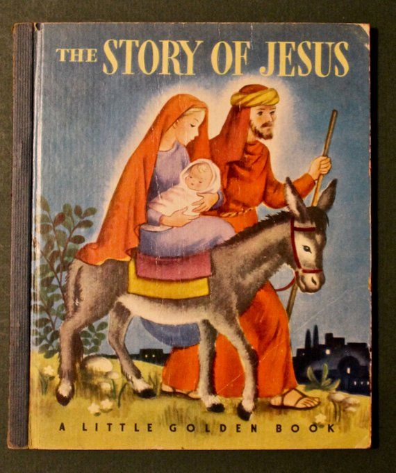 #27 The Story Of Jesus (Blue