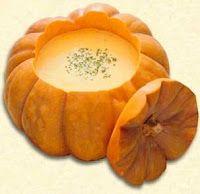 Festive Pumkin Soup | skinny jeans recipes
