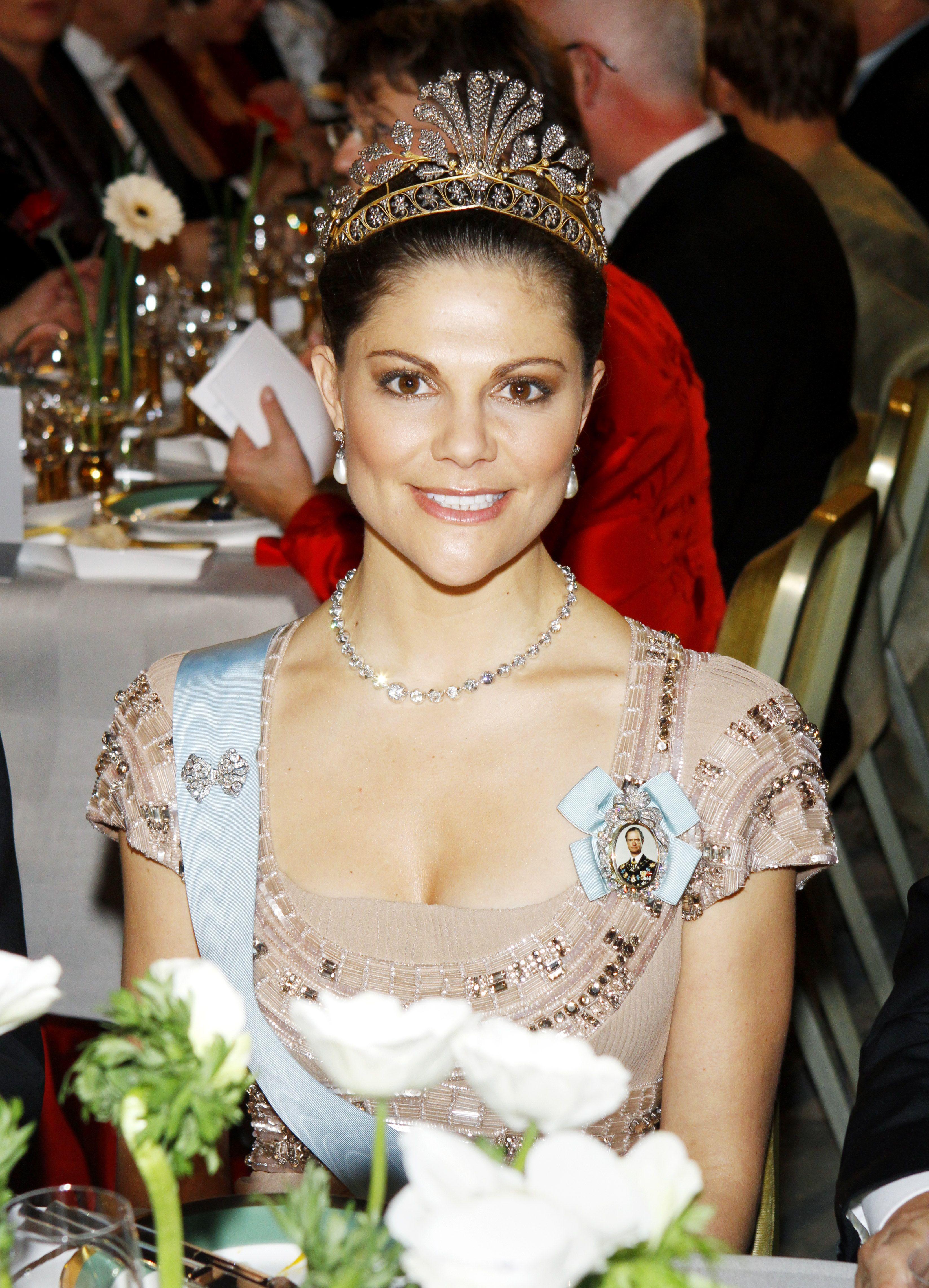 Swedish Crown Braid Tutorial: Future Queen Of Sweden, Crown Princess Victoria