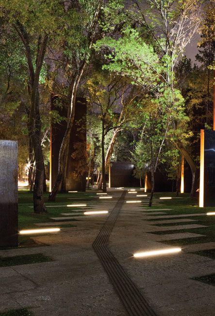 08_memorial sandra_pereznieto landscape architecture works landezine - Minimalist Landscape Architecture