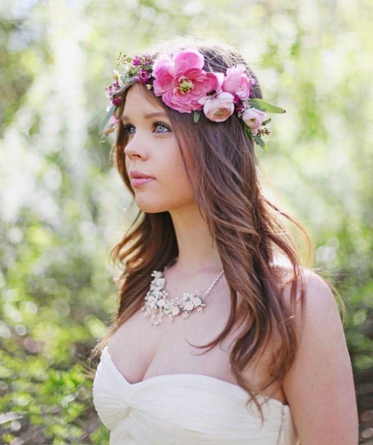 Hochzeit wann haare farben