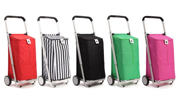 Urbanista Trolley - Brisbane Market Trolleys, Luggage Retailers ...