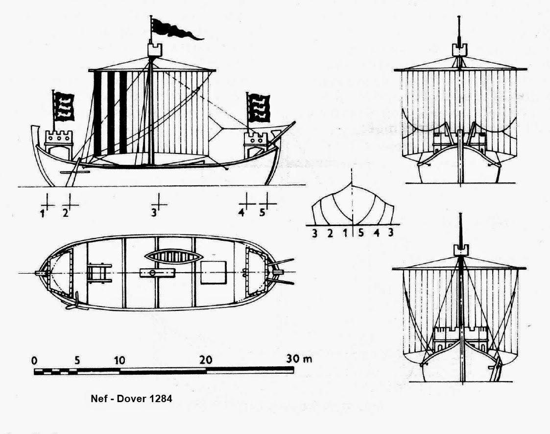 Me Val Nef Ship Blueprints