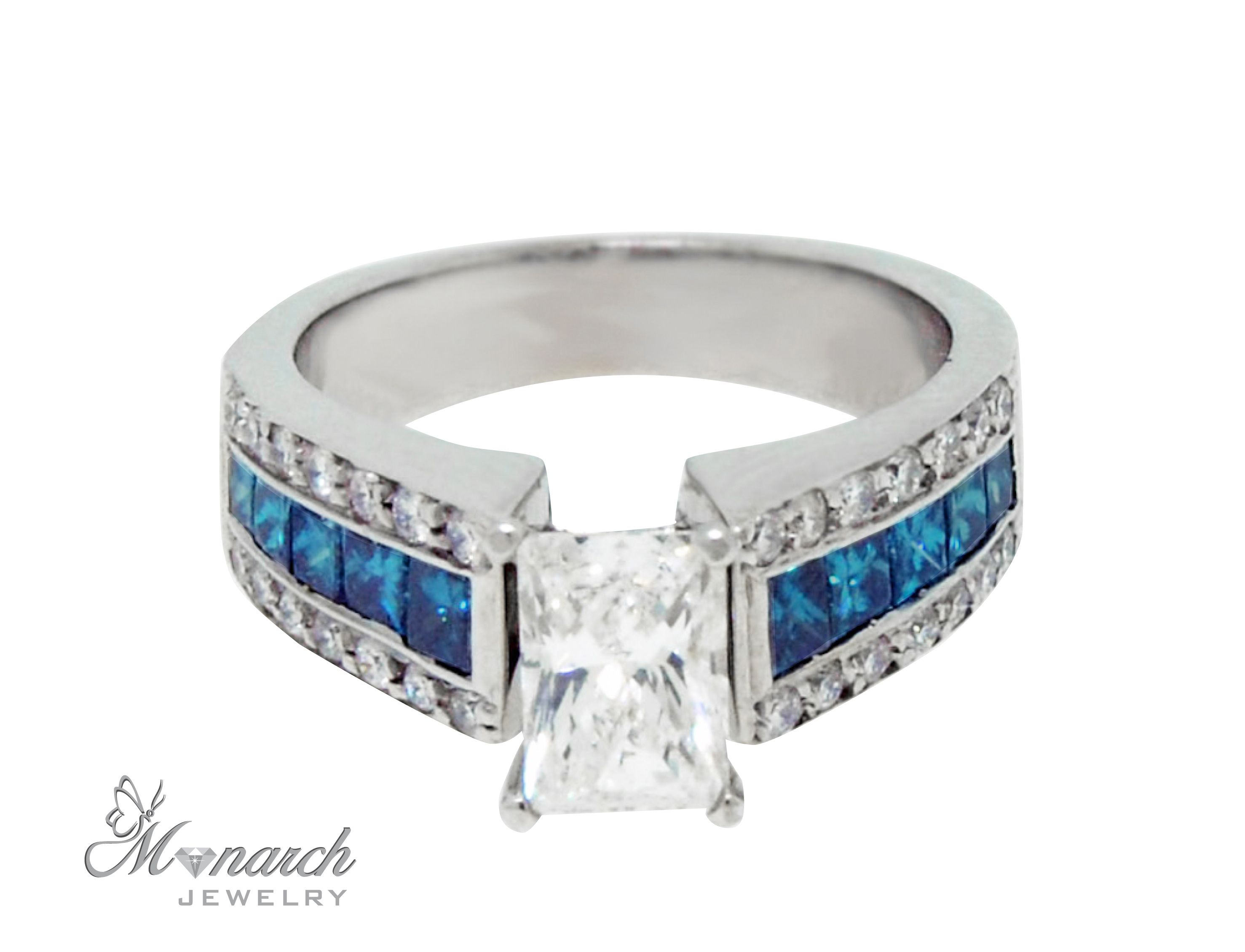 Monarch Jewelry Engagement Jewelry Diamond Wedding Rings