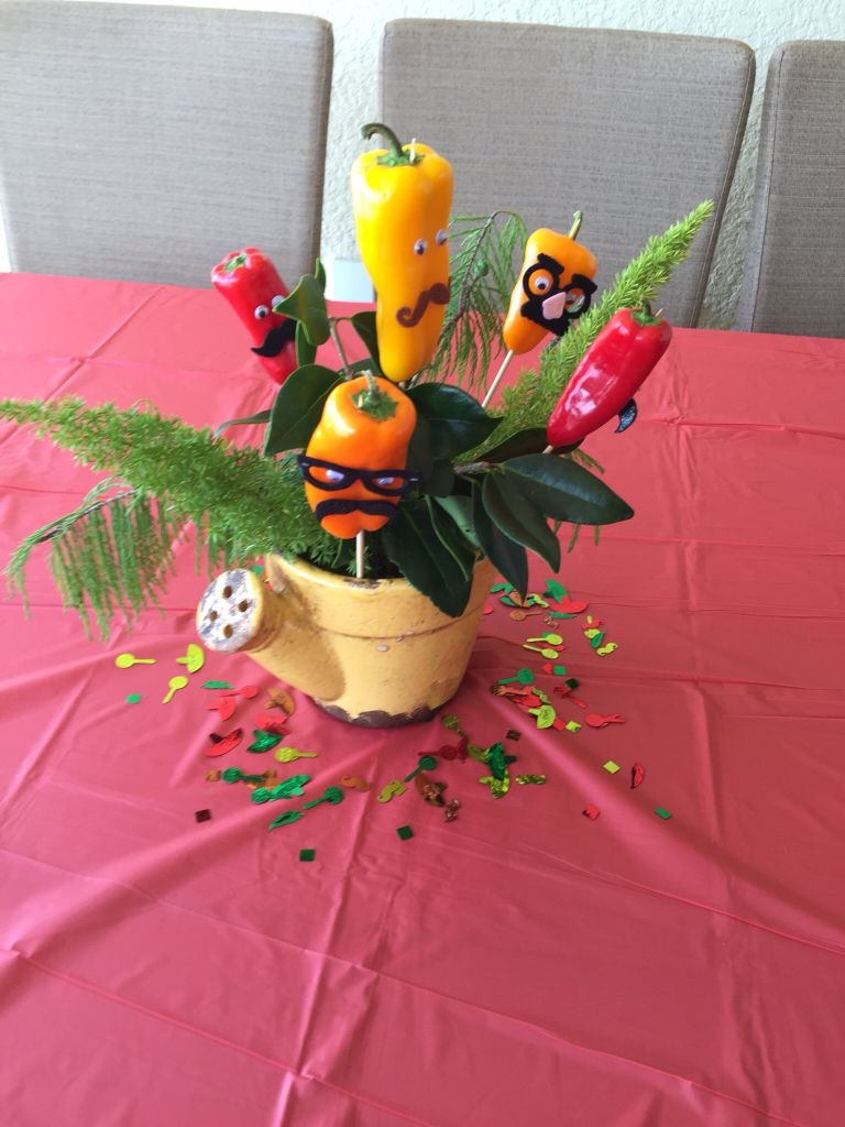 Centerpiece In 2019 Chili Chili Cook Off Cook Off