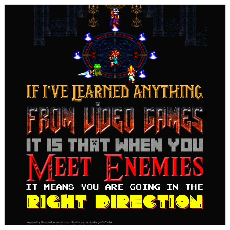 Video Game Logic Via Reddit User Kiko66613 Video Games Funny Video Game Quotes Geek Games