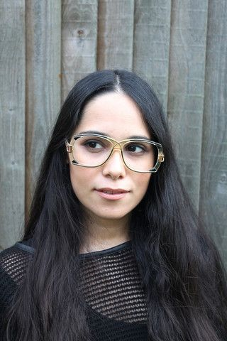 db89da0ddeaf Vintage 80s Cazal Glasses frames - LunettesLondon.com