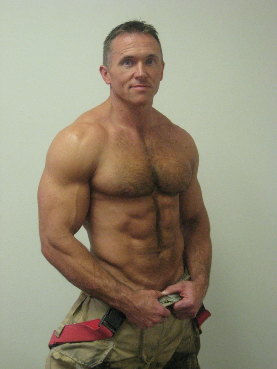 Pin On Hot Older Men Daddies