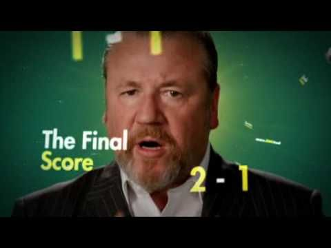 Online gambling company Bet365 has used typography in a variety of
