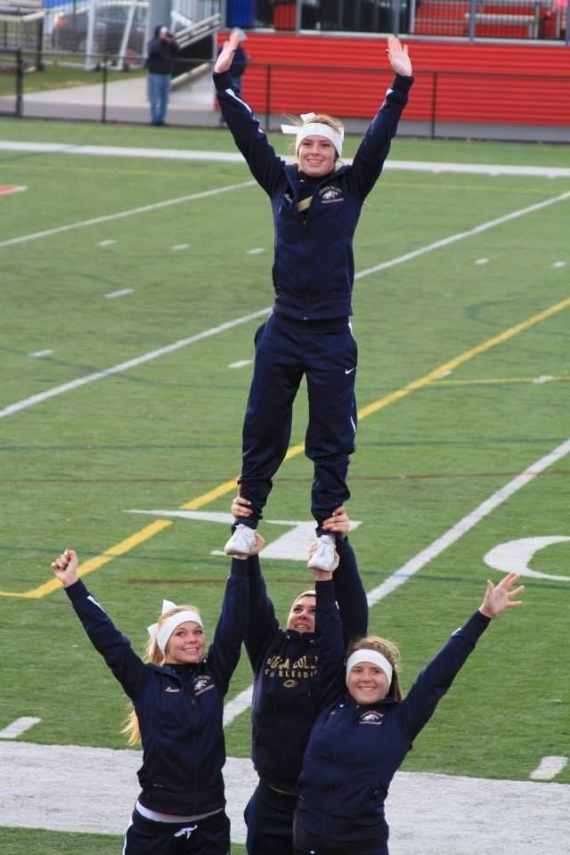 Oh Hey There Juniata College Cheerleading College Cheerleading Cheerleading Soccer Field