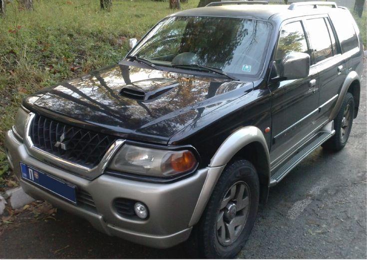 Mitsubishi Pajero Sport 2 5 Td