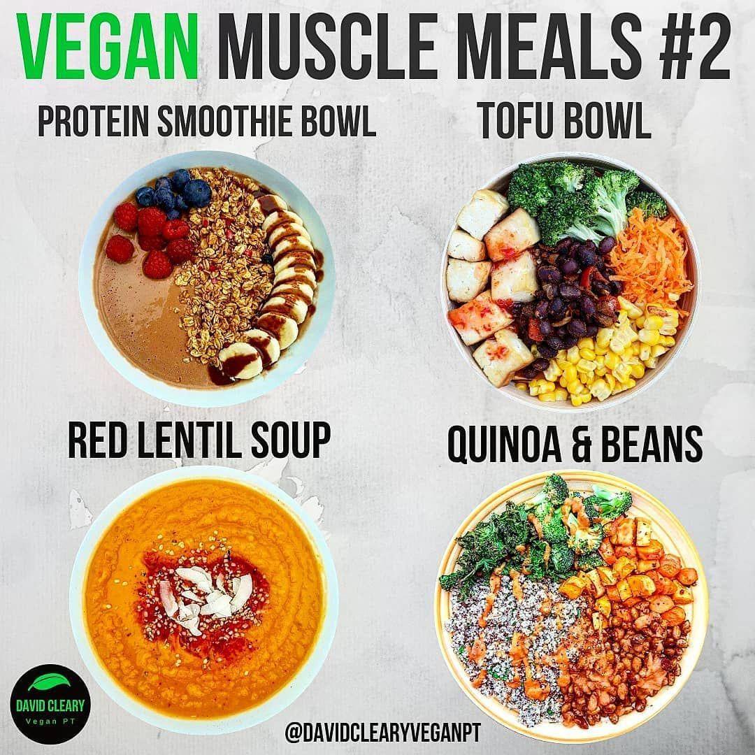 Pin Von Helene Brandt Auf Vegan In 2020 Proteinreiche Vegane Rezepte Kalorienreiche Rezepte Vegane Mahlzeit Prep