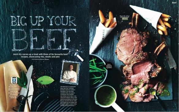 Sainsbury's Magazine Oct 2012