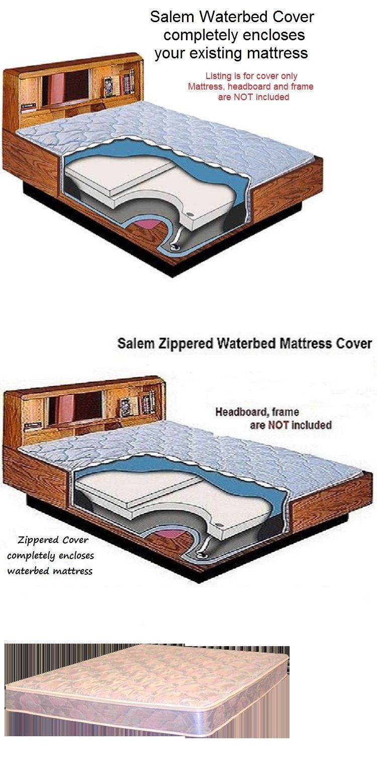 bed and waterbed accessories 66737 factory direct sale queen salem