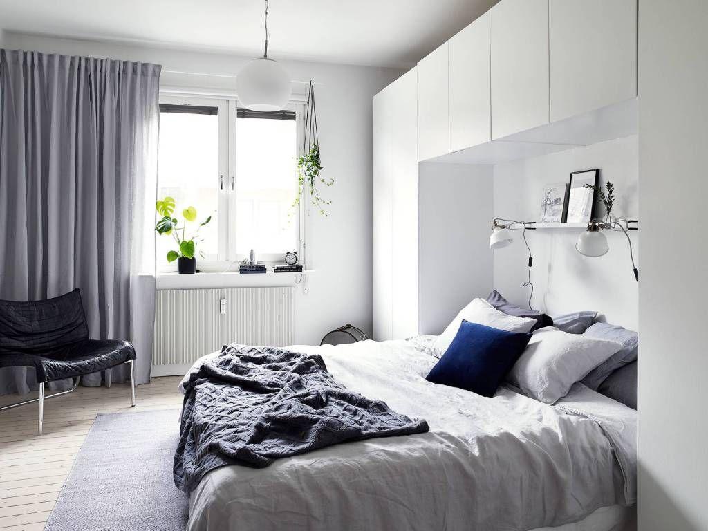 smart bedroom storage examples via coco lapine design blog