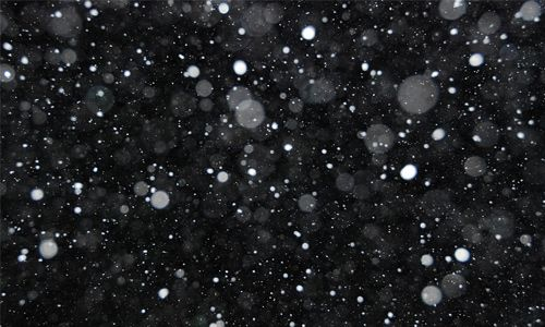 A Collection of Free Snowfall and Raindrop Texture to Add Up a Moody