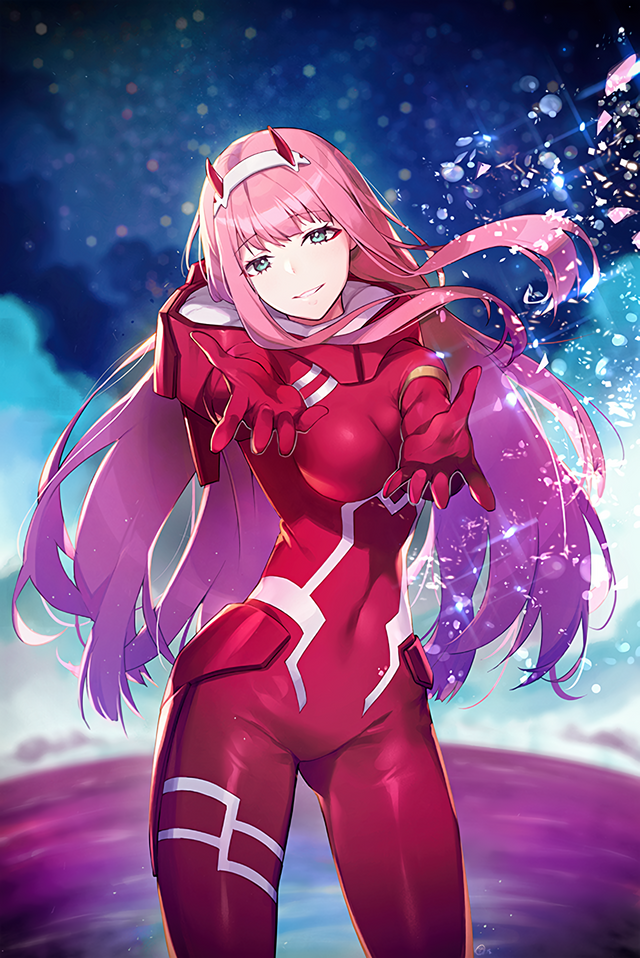 Pic Of 02 Every Day Until Someone Calls Me Darling Irl Day 18 Darlinginthefranxx Anime Characters Darling In The Franxx Anime