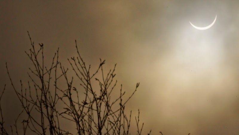 MHBD's Blog: Solar Eclipse