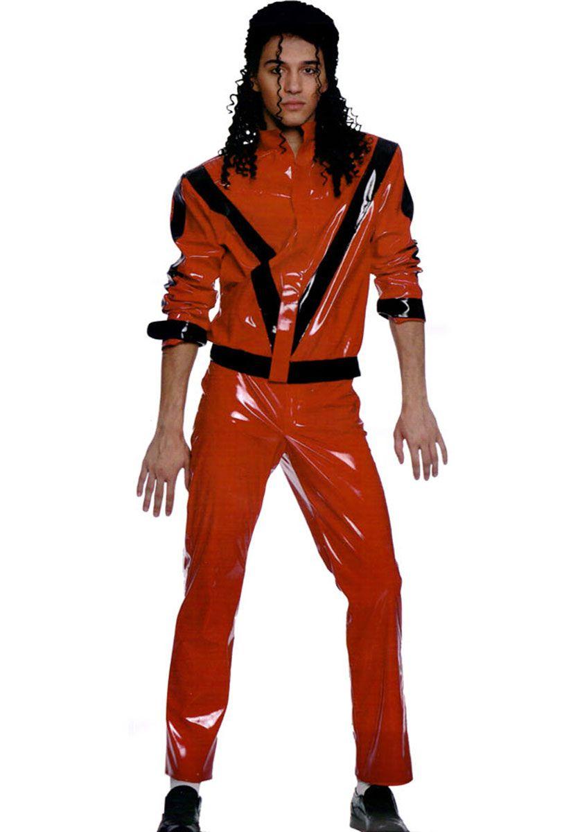 Thriller Costume, 80s Fancy Dress Retro at Escapade