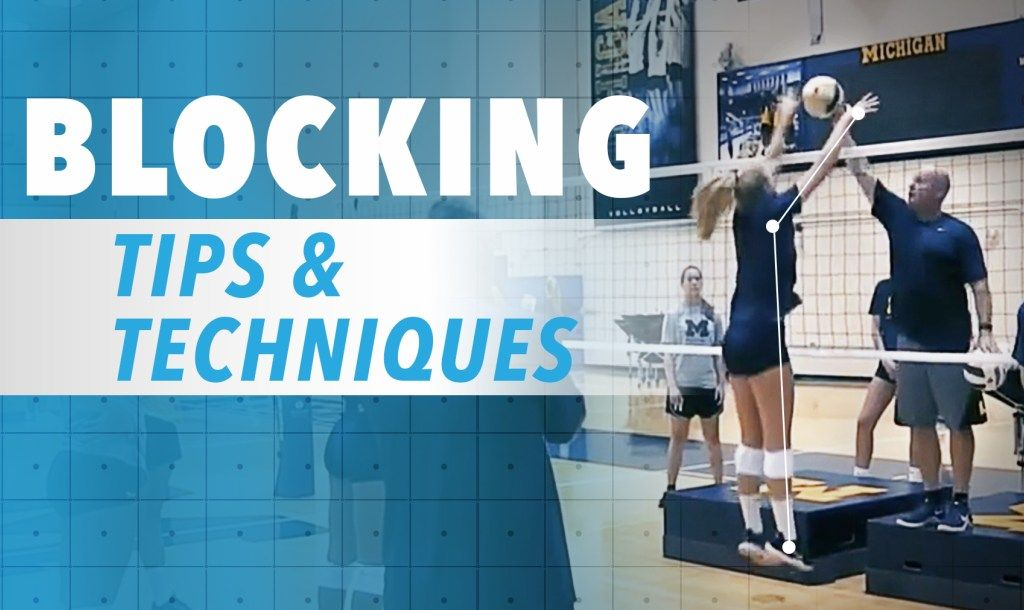 Michigan Blocking Tips Techniques The Art Of Coaching Volleyball Coaching Volleyball Volleyball Training Volleyball Drills