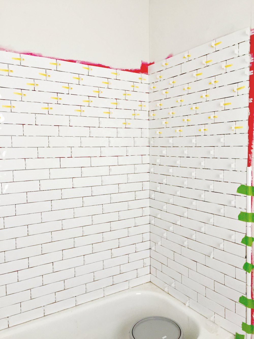 How to tile a tub surround tub surround tubs and bath waterproofing and tiling a bathtub shower an overview doublecrazyfo Choice Image