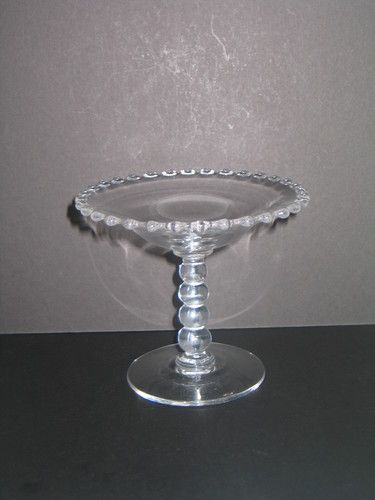 "Imperial Glass ""Candlewick"" Candy Dish Elegant Glass Bon Bon Dish. Starting at $5"