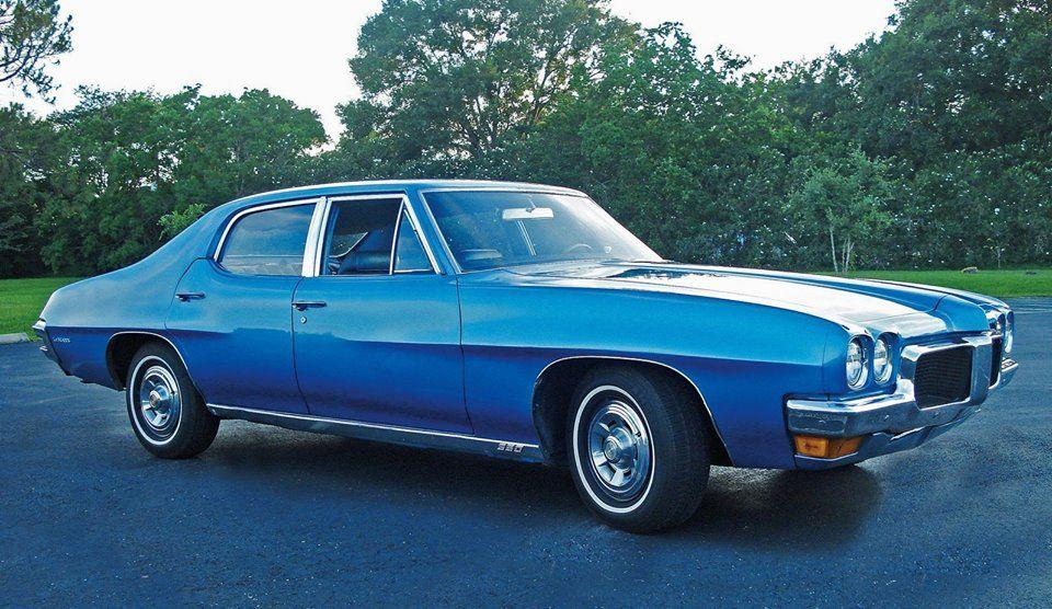 1970 Pontiac Lemans 4 Door Sedan Pontiac Lemans Pontiac Pontiac Cars