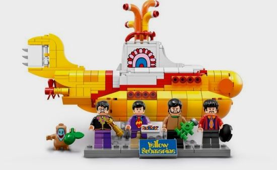 Hey Beatlemaniacs! This Lego set is for you! Get yours here ➩➩    http://bit.ly/2hG0KL7