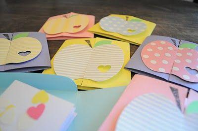 Apfel einladungskarten diy pinterest einladungskarten apfel und einladungen - Geburtstagsideen zum 90 ...