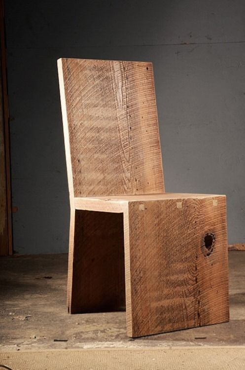 New Orleans Woodworker And Furniture Designer Matthew Avec Images Chaise Mobilier