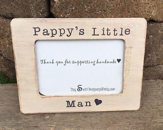 Pappy Gifts Papa Frame Frames Grandpa Birthday