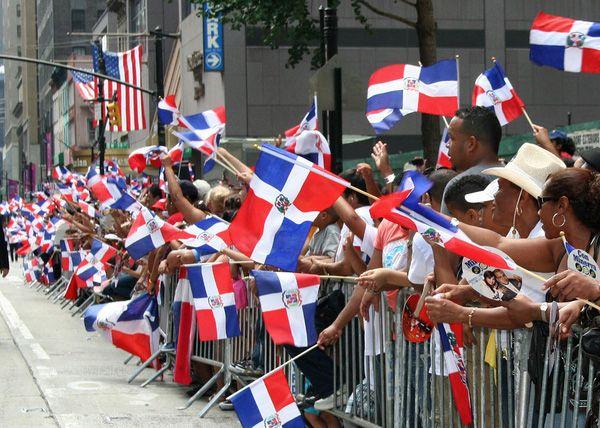 dominican republic day parade