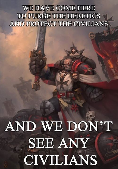 Timeline Photos Warhammer 40k Quotes Wh40k Space Marine