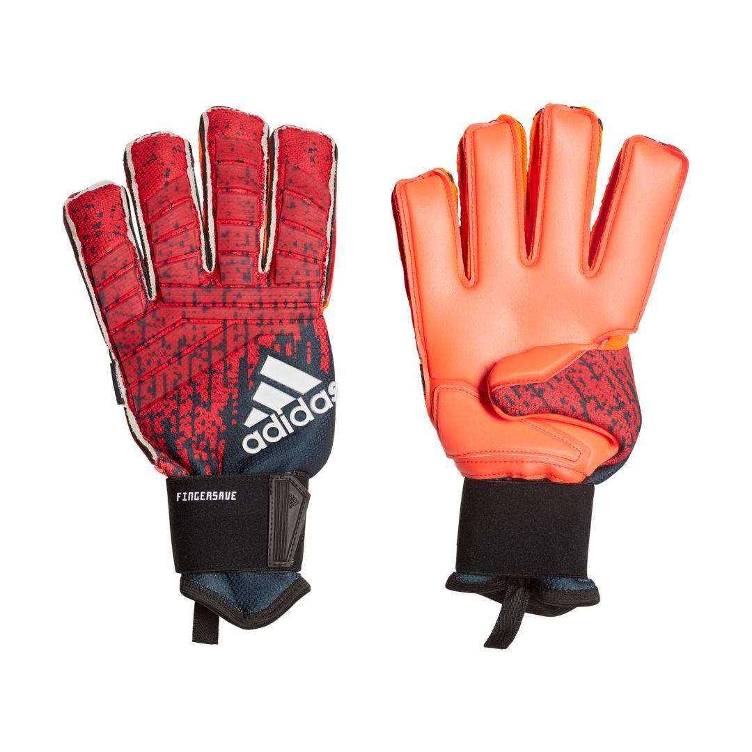 7624bc678855 adidas Ace Trans Fingersave Pro Soccer Goalkeeper Gloves in 2019 ...