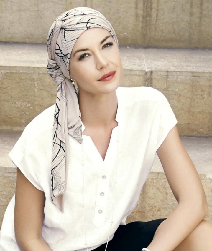 Christine Mantra Turban Pañuelos oncológicos, turbantes