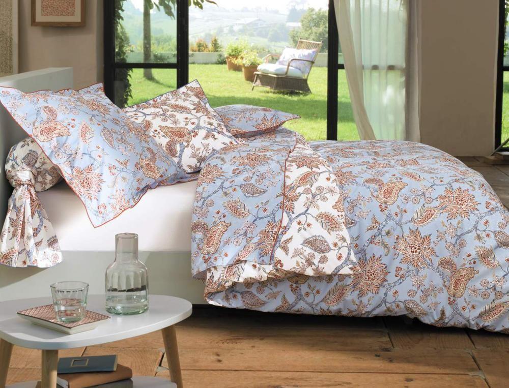 castellane linge de lit fantaisie linvosges textil bed linge de lit linge de lit lit et. Black Bedroom Furniture Sets. Home Design Ideas