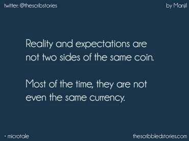 Deep stuff.. nicely written