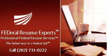 Federal Resume Experts Certified Federal Resume Writers Specialize In  Writing Effective USAJOBS® Federal Resumes And