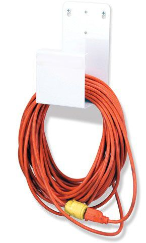 Hose And Extension Cord Holder   Car Guy Garage
