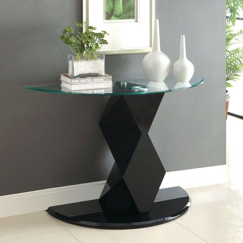 Awe Inspiring Furniture Of America Cm4170 Halawa Sofa Table Atg Stores Uwap Interior Chair Design Uwaporg
