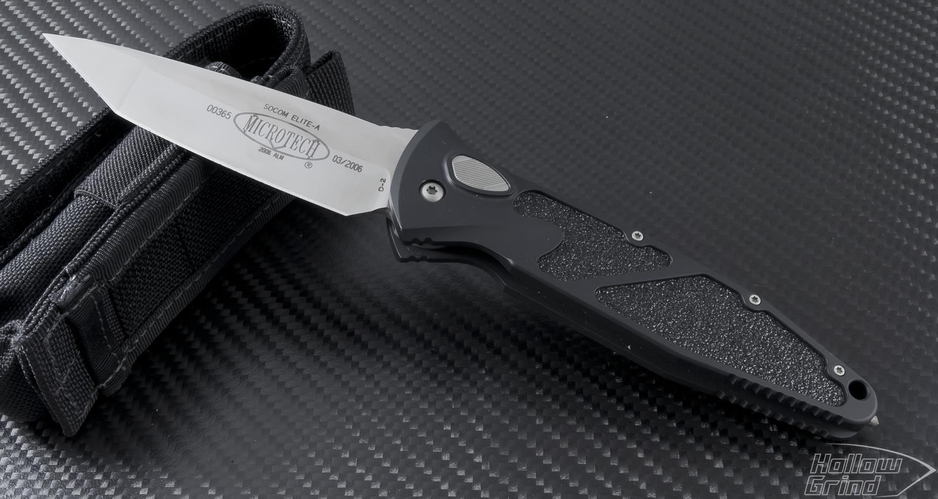 Microtech SOCOM Elite | Automatic Knives | Automatic knives, Tools