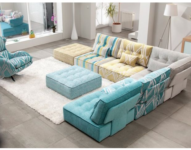 A Handcrafted Made To Measure Moroccan Sofas Chairs Modular Corner Sofas Modular Corner Sofa Chic Bedroom Accessories Livingroom Layout
