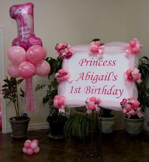 Kids Birthday Party Balloon Decorations Birthday ideas Pinterest