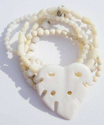 Nature Bijoux- Philo Collection White Stretch Bracelet Nature Bijoux. $65.00