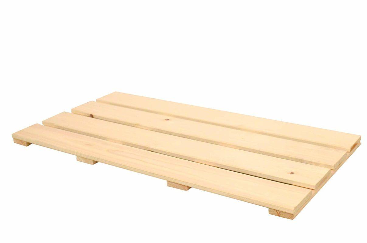 Hinoki Bath Mat in 2020   Hinoki bath mat, Hinoki wood ...